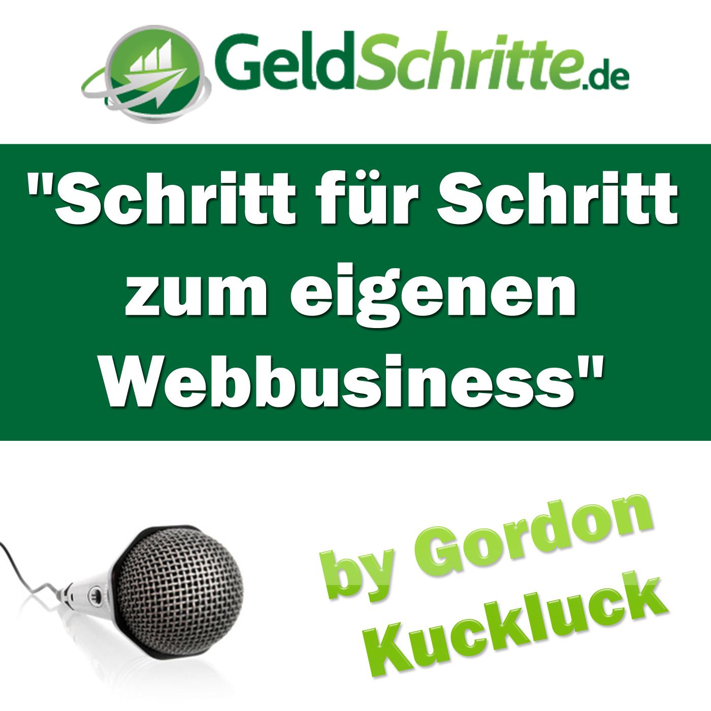GeldSchritte.de Podcast