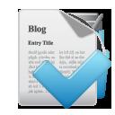 Blog einrichten