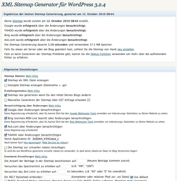 Google Xml Sitemap: Wie Sie Google Sitemap Und Robots.txt Richtig Einsetzen