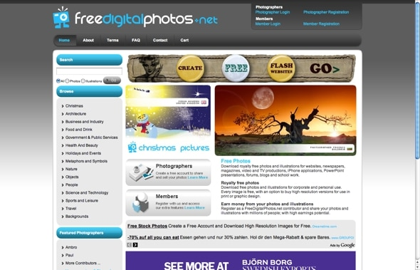 FreeDigitalPhotos Stockphotos