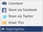 Highlighter WordPress Plugin