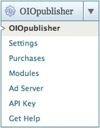 OIOpublisher WordPress Reiter