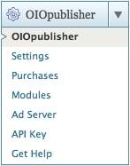 OIOpublisher WordPress Reiter