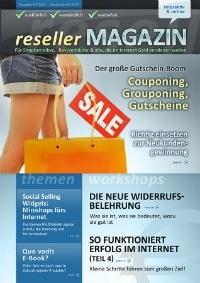 Reseller-Magazin Juli 2011