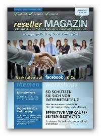 Reseller-Magazin: Ausgabe August 2011