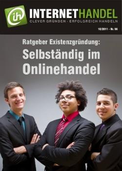 Titelblatt INTERNETHANDEL Nr. 96 10-2011