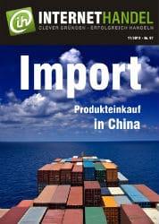 Titelblatt INTERNETHANDEL Ausgabe Nr.97 11-2011
