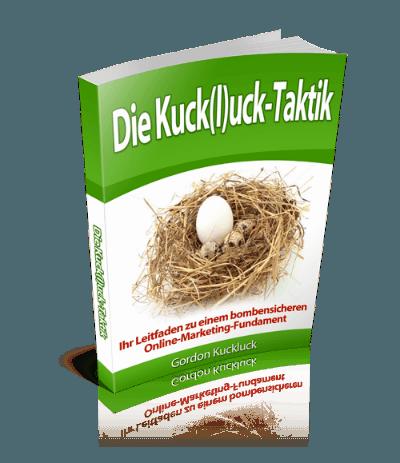Die Kuck(l)uck-Taktik - kostenloses E-Book