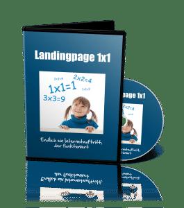 Das Landingpage1x1