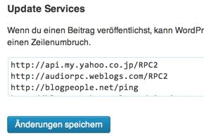 Ping Dienste