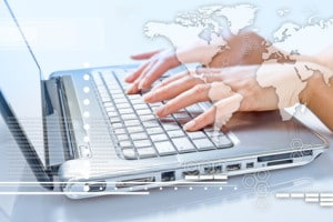 Online-Marketing Online Texte schreiben - © Silroby - Fotolia.com