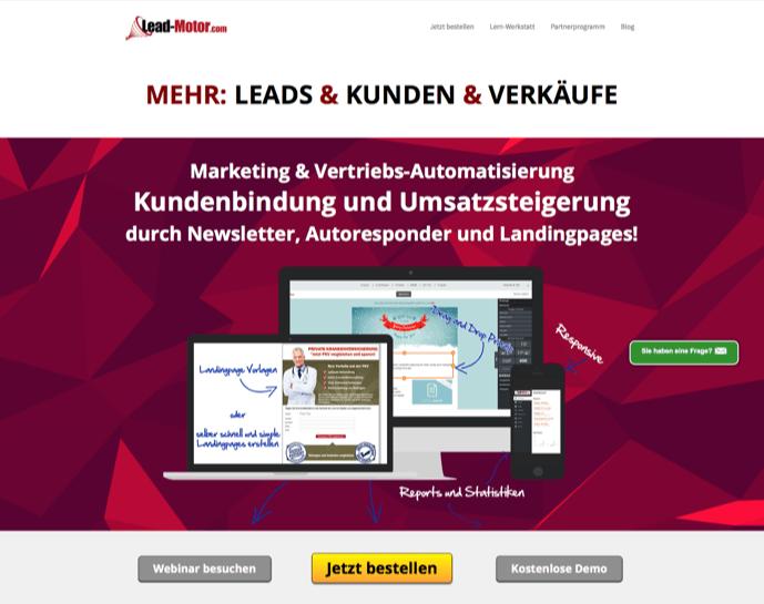 Lead-Motor-Salespage
