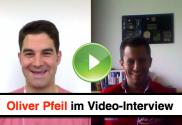 Oliver Pfeil im Video-Interview
