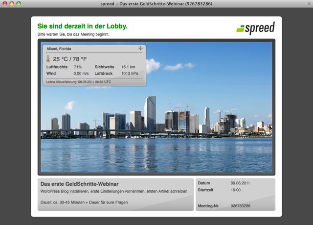 GeldSchritte-Webinar mit Spreed - Schritt 4