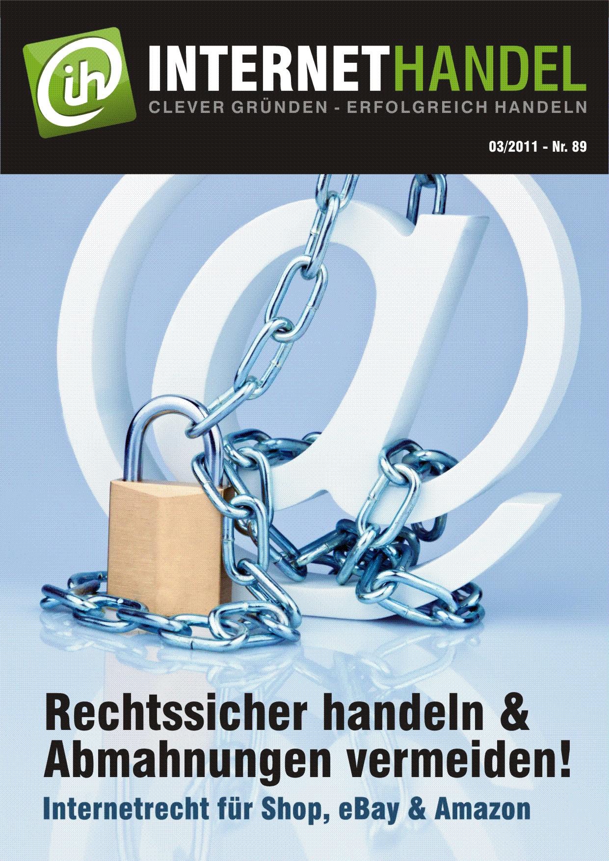 Internethandel Ausgabe März 2011